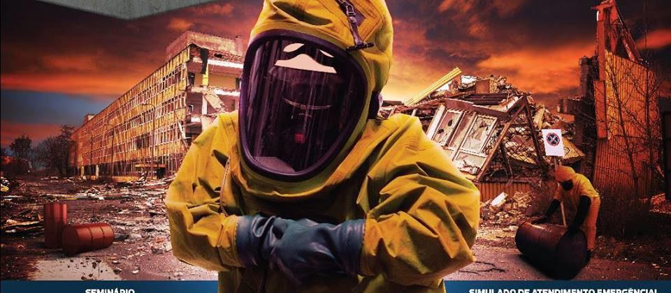 Encontro Técnico de Resposta a Emergência VIII HAZMAT Em Uberlândia