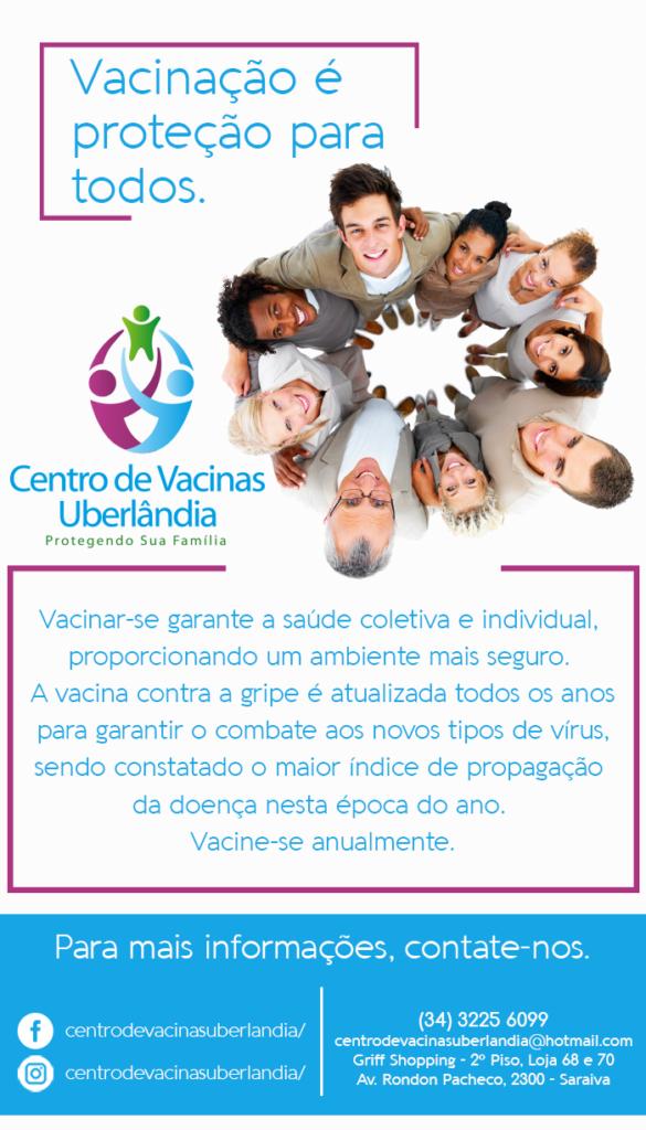 Centro De Vacinas Uberlândia NEPIS