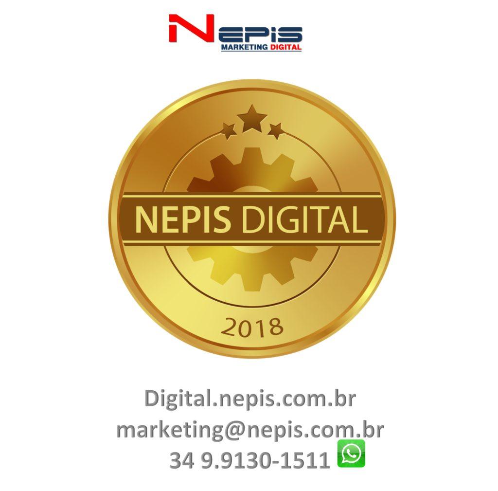 Publicidade nas redes sociais NEPIS